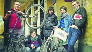 Grupa eFTe, czyli młodzi na rzecz świadomej konsumpcji- fot. Marta Pruska; Fundacja Inicjatyw Społeczno-Ekonomicznych