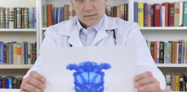 Lekarz, psychiatra