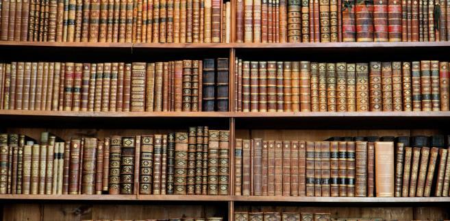 Stary księgozbiór