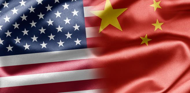 Chiny kontra USA