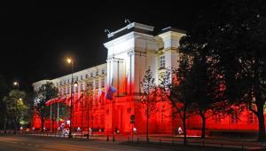KPRM na biało-czerwono w dniach 1-3 maja 2011