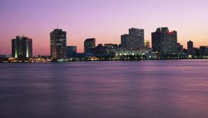 Panorama Nowego Orleanu