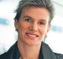 Mariana Mazzucato, profesor ekonomii z Uniwersytetu Sussex, autorka książki Przedsiębiorcze państwo, FOT: materiały prasowe.
