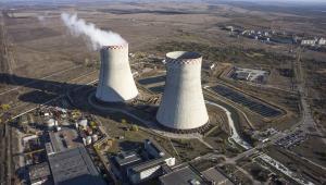 Elektrownia Vostok Energo w Doniecku, Ukraina, 18.10.2012