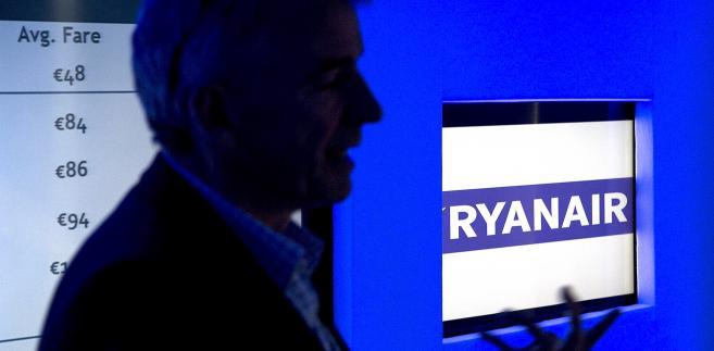 Michael O'Leary, szef Ryanaira