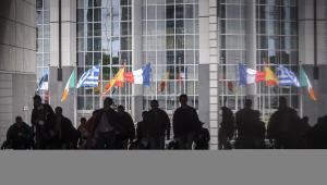 Parlament Europejski w Brukseli