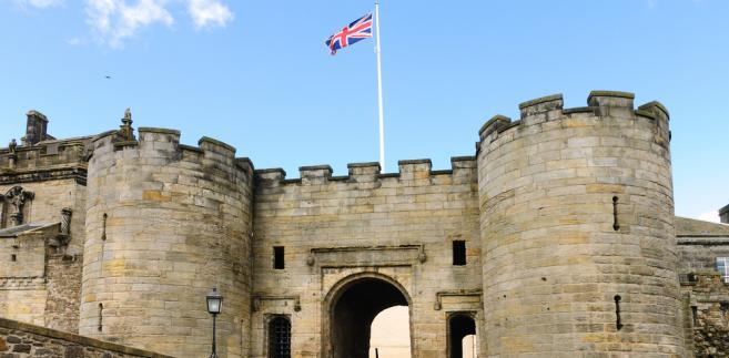Zamek Stirling, Szkocja