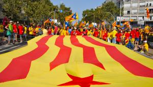 Katalonia dąży do niepodleglości