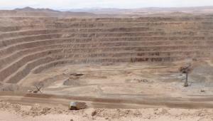 Kopalnia KGHM w Chile  (5) fot. Bartłomiej Mayer