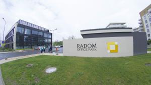 Nową siedzibę Polskiej Grupy Zbrojeniowej otwarto w biurowcu Radom Office Park, 6 bm. (cat) PAP/Michał Walczak