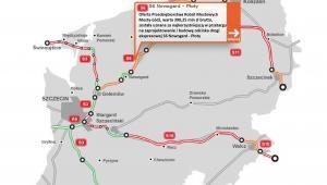 Droga ekspresowa S6 Nowogard - Płoty