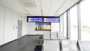 Dworzec w Nasielsku (fot. materiały prasowe/PKP)