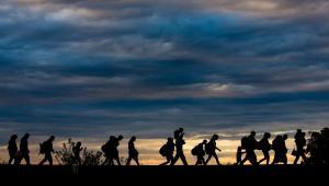 Migranci z Turcji napływają do Europy