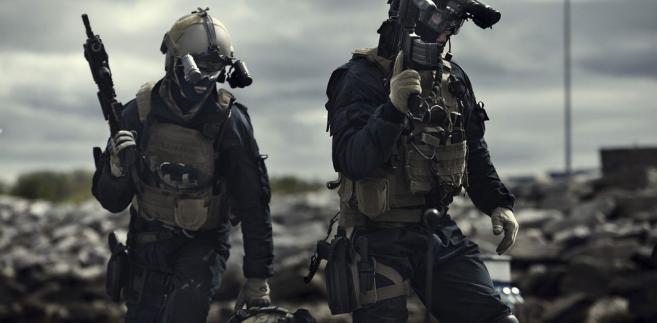 Komandosi jednostki specjalnej