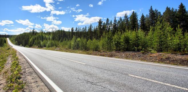 Droga w Szwecji
