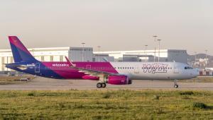 Samolot A321 zabiera o 50 pasażerów więcej niz poprzednik