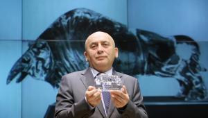 Prezes Zarządu Orion Investment S.A. Tadeusz Marszalik podczas debiutu Orion Investment S.A. na Giełdzie Papierów Wartościowych w Warszawie, 17 bm. (ps/cat) PAP/Paweł Supernak