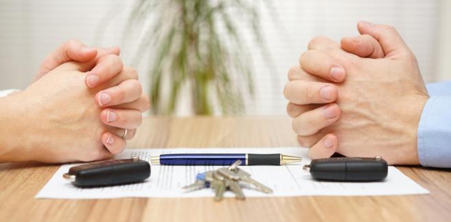 rozwód podział majątku