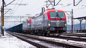 Vectron - nowa lokomotywa PKP Cargo od Siemensa