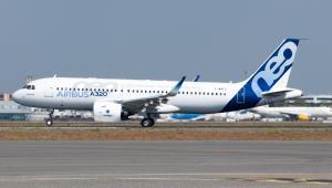 Airbus A320neo. Jeden z kandydatów do zastąpienia Boeinga 737-400 we flocie LOT