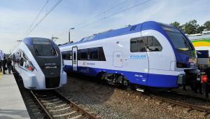 Dart i Flirt. Te pociągi PKP IC obsłużyłyby Łódź Fabryczną, ale są przypisane zasadami dofinansowania UE do innych tras