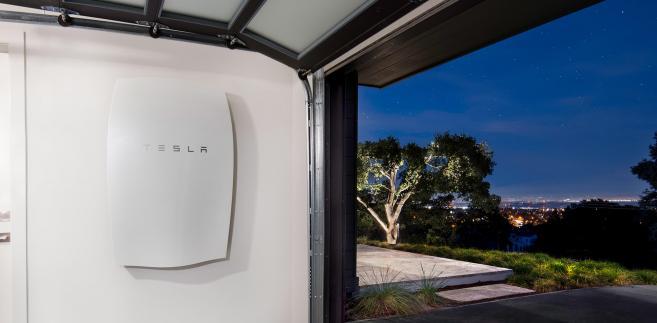 Tesla, domowa bateria Powerwall