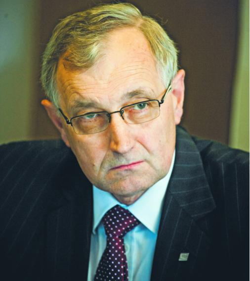 Zdzisław Kupczyk, prezes Banku Polskiej Spółdzielczości FOT. MARCIN KALIŃSKI