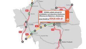 Droga ekspresowa S8 od obwodnicy Zambrowa i Wiśniewa do Mężenina