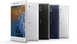 Linia smartfonów Nokia 3