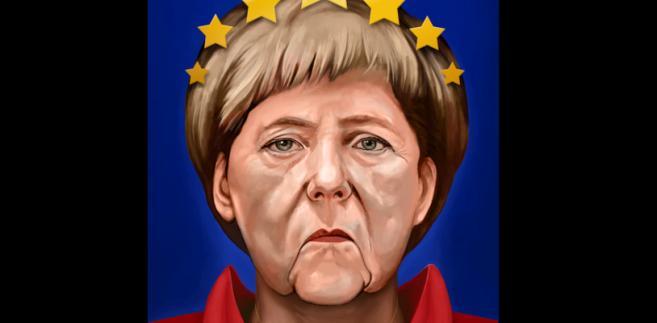 Angela Merkel Autor Erkan Atay  Shutterstock.com