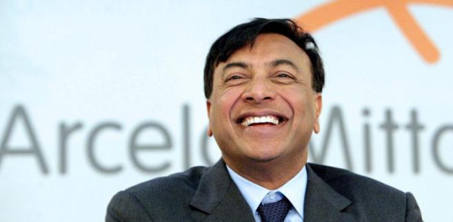 Lakshmi Mittal, prezes spółki ArcelorMittal