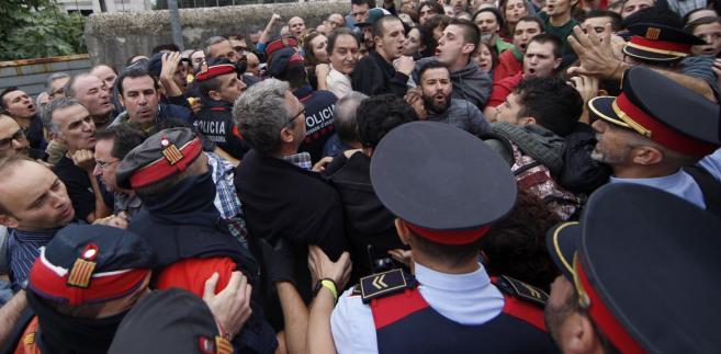 Katalonia, zamieszki