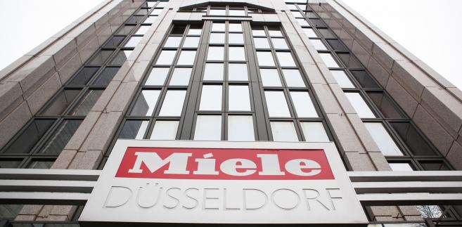 Siedziba Miele w Duesseldorfie