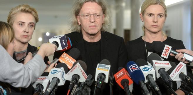 Joanna Scheuring-Wielgus, Krzysztof Mieszkowski, Joanna Schmidt