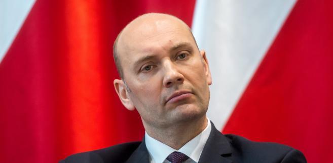 Sebastian Chwałek został mianowany wiceministrem obrony narodowej