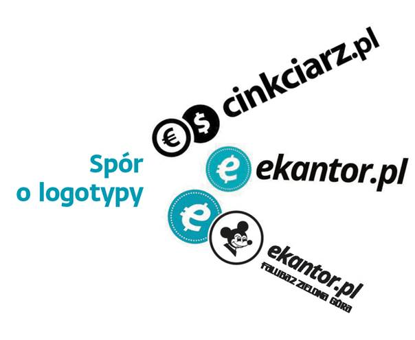 Spór o logotypy