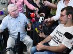 """Sasin: """"Wizyta Wałęsy w Sejmie była groteskowa. Pokazuje jego pogardę dla protestujących"""""""