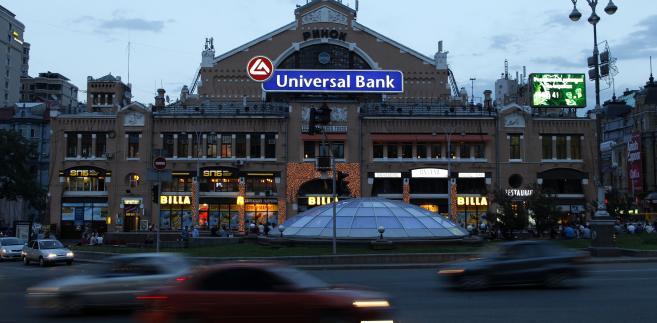 Rynek Besarabski w Kijowie