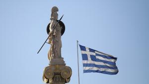 Pomnik Ateny w Grecji