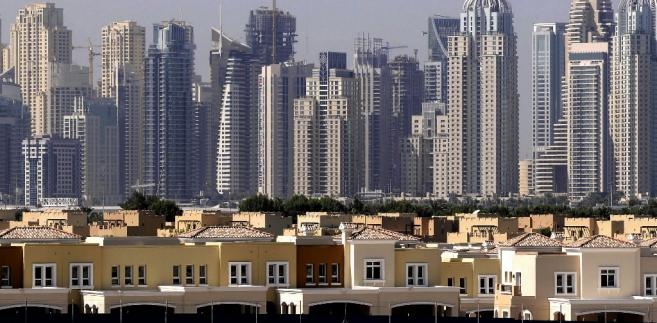 Dubaj zaskakuje swoją architekturą