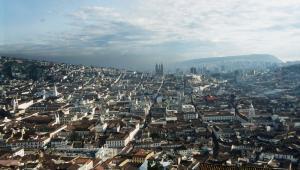 Quito, stolica Ekwadoru