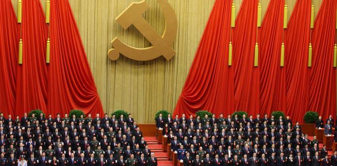 Otwarcie 18. Kongresu Komunistycznej Partii Chin