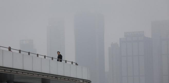 "Hong Kong, Chiny, autor: Jerome Favre. Kategoria: ""Globalny krajobraz"""