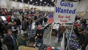 Targi broni w USA