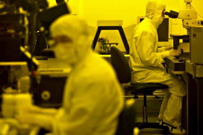 Laboratorium firmy Hewlett-Packard