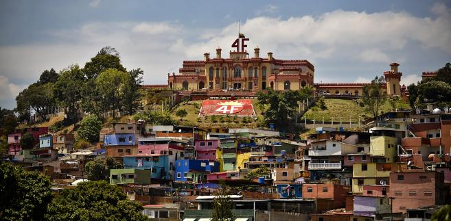 Wenezuela, Caracas