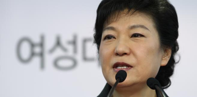 Park Geun-Hye Prezydent  Korei Południowej