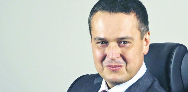 Andrzej Dopierała, wiceprezes Asseco Poland