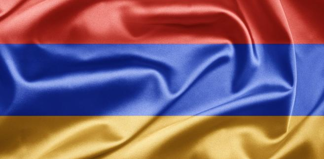 Flaga Armenii
