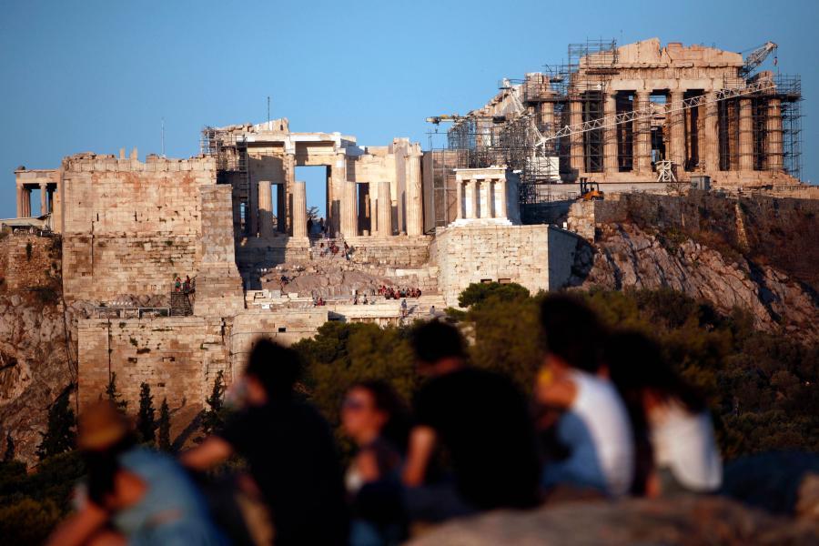 Grecja, Akropol